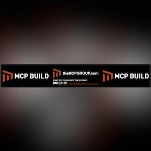 MCP BUILD Banner 32'