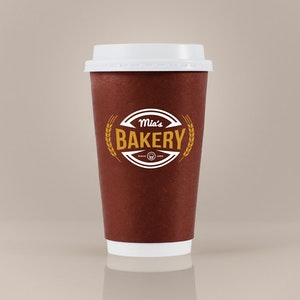 Mia's Bakery Coffee Tumbler