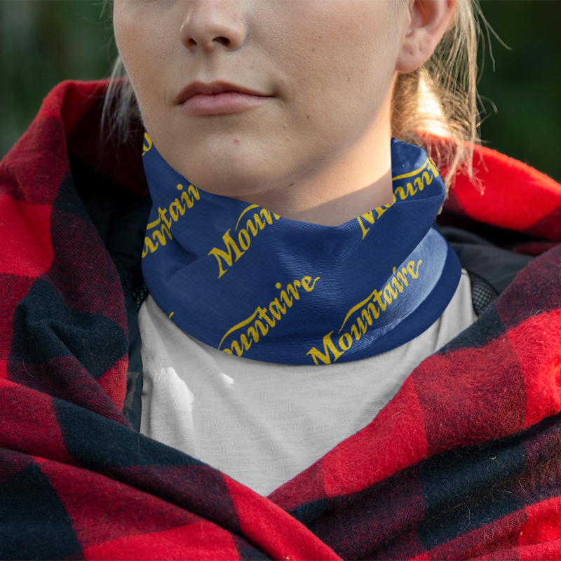 Cooling Band Face Gaiter