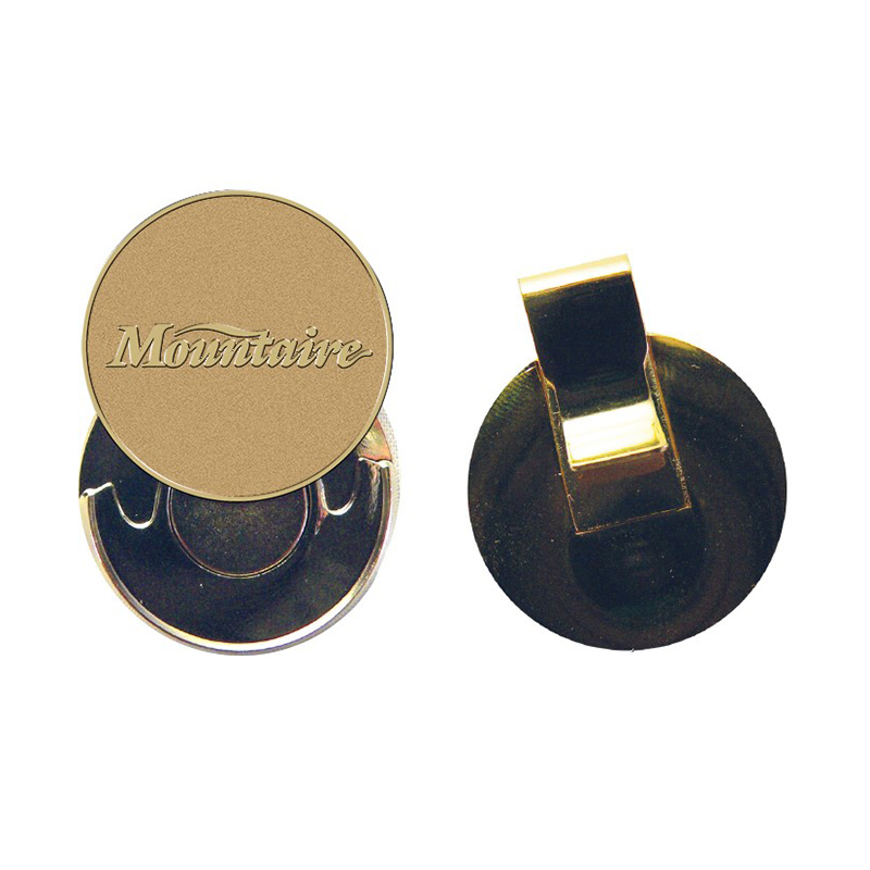 Ball Marker with Magnetic Hat Clip