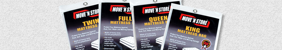 Move 'N Store Mattress Bags