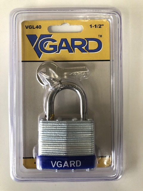 Save 10% on the VGL40 Lock!