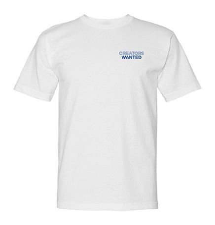 USA-Made 5.4 Oz. 100% Cotton T-Shirt (Men's) -