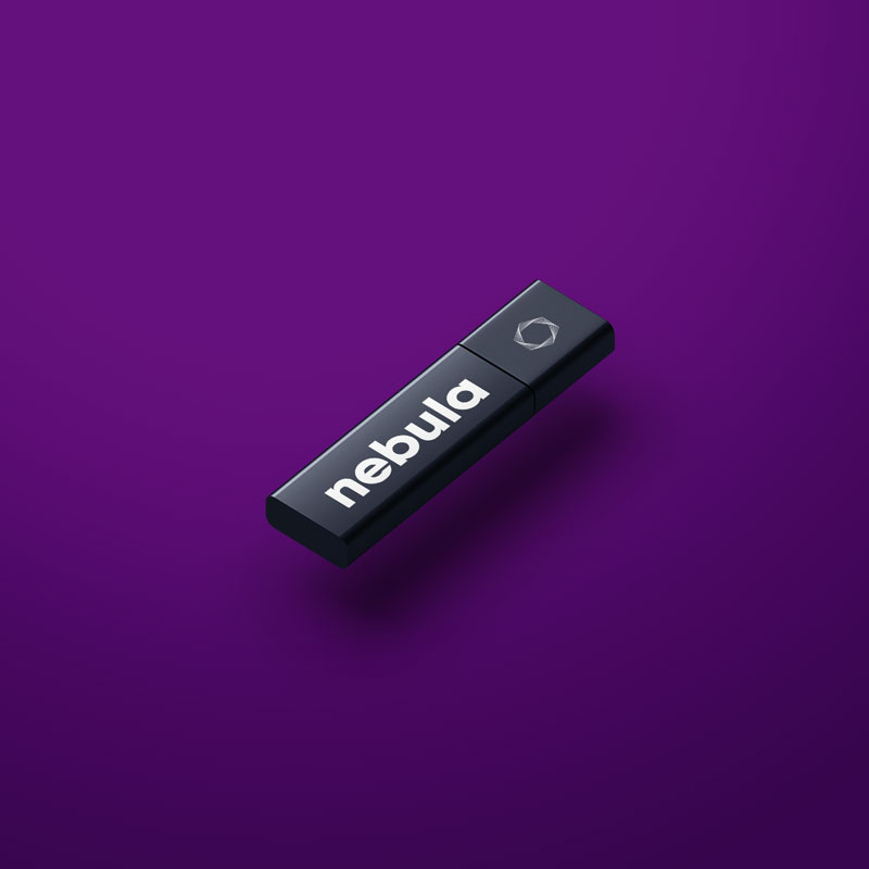 Nebula Flash Drive