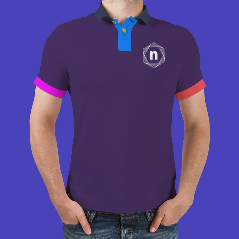 Nebula Polo Shirt