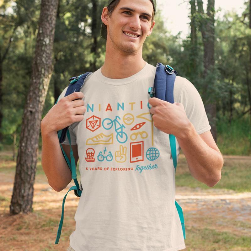 - 5 Year T-Shirt