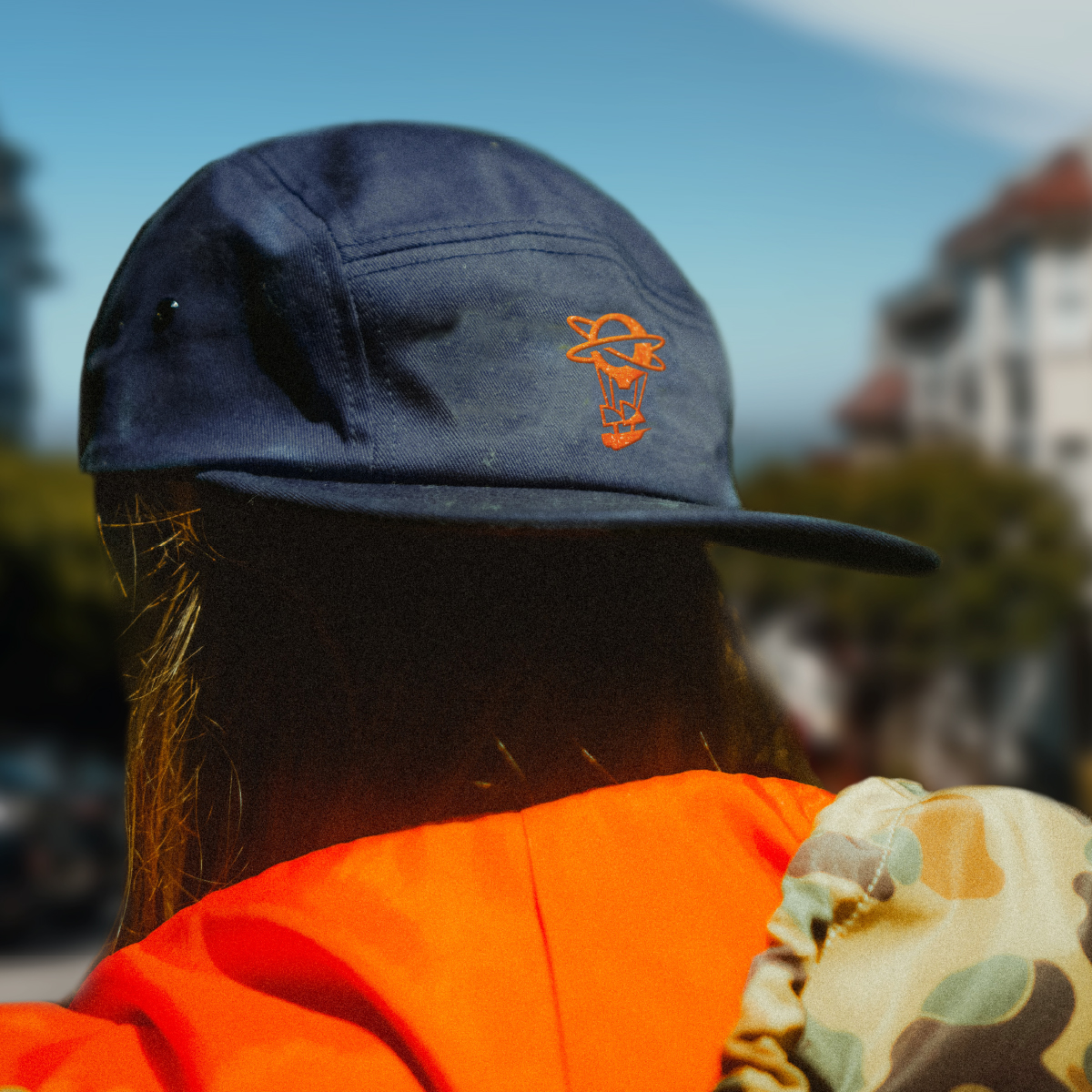- Niantic Brand Embroidered Hat