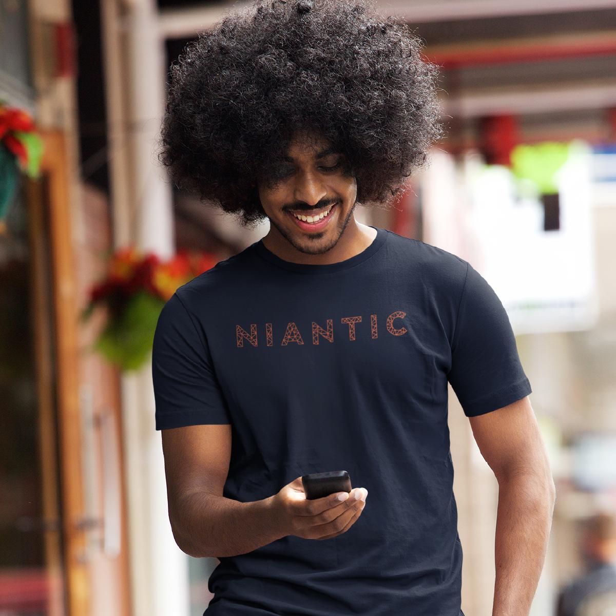 Niantic Fractal t-shirt