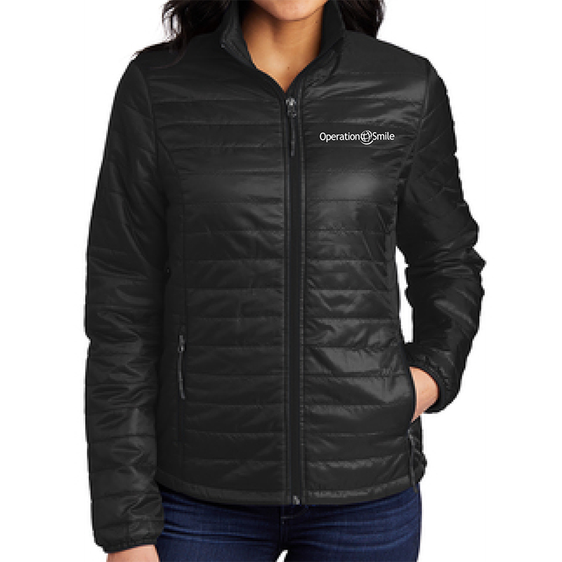 Ladies' Packable Puffy Jacket