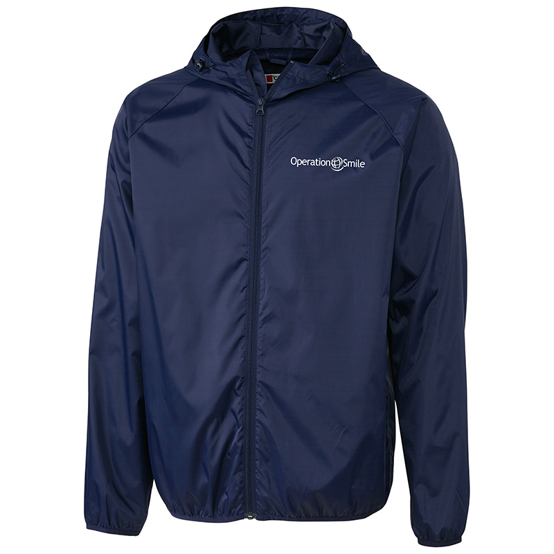 Men's Packable Rain Jacket