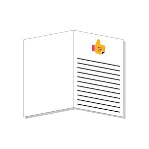 Stapled Booklet