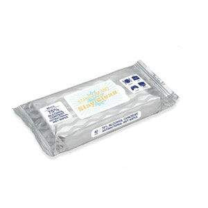 Alcohol Wipes Resealable Packet