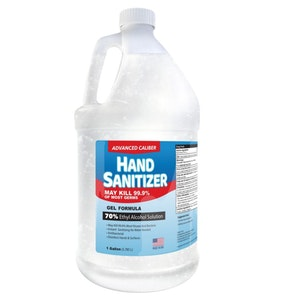 Gallon Bottle of Gel Sanitizer