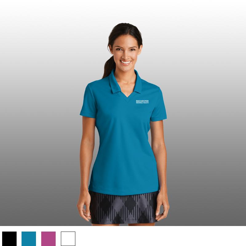 Nike Ladies Dri-FIT Micro Pique Polo