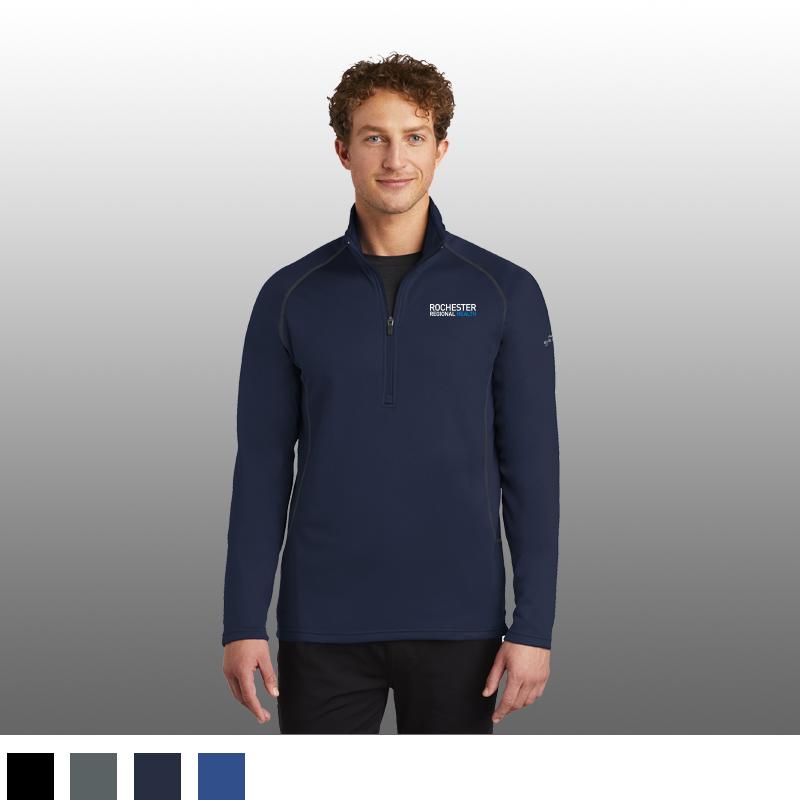Eddie Bauer® Smooth Fleece Pullover 1/2-Zip