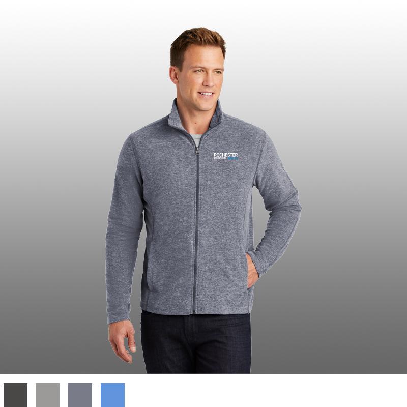 Port Authority Micro Fleece Full-Zip Jacket