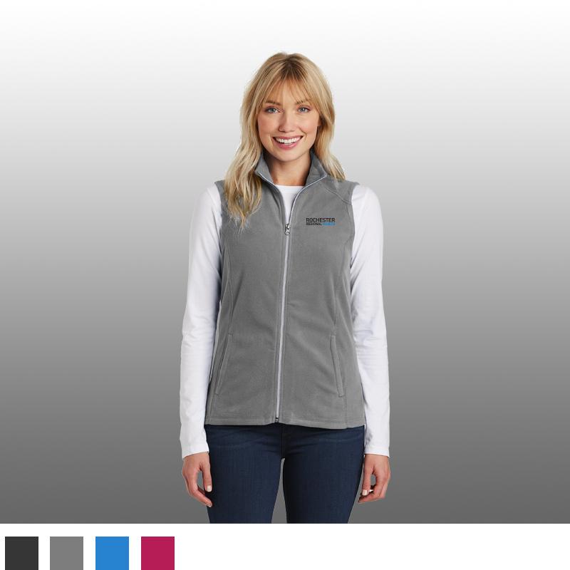 Port Authority® Ladies Microfleece Vest
