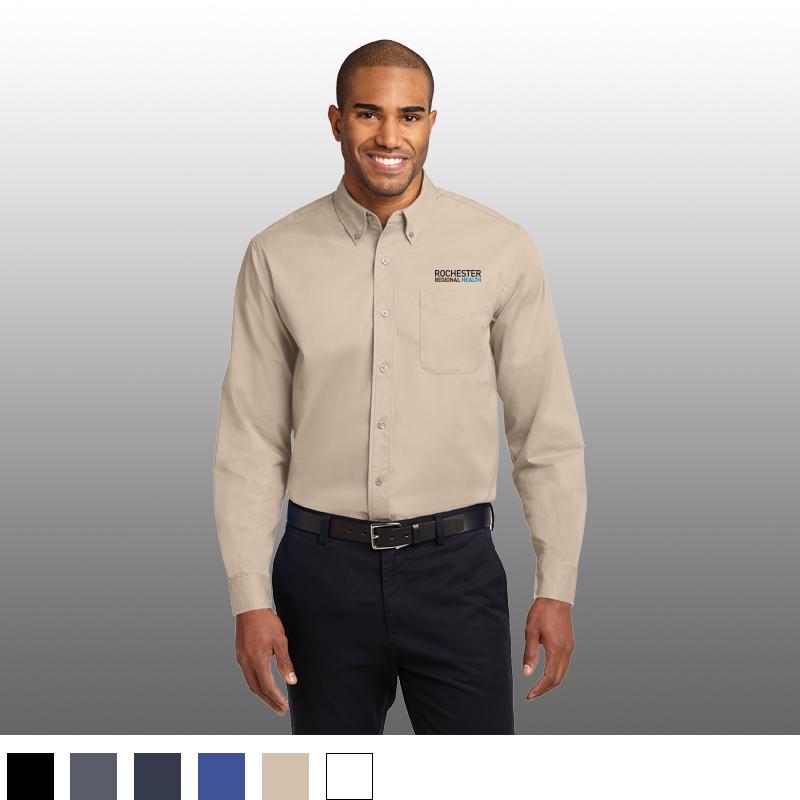 Port Authority® Long Sleeve Easy Care Shirt