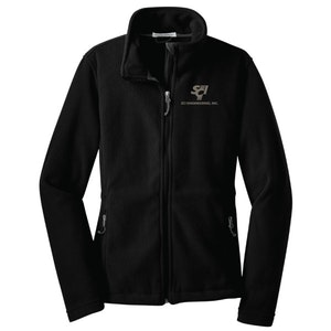 Ladies Port Authority Value Fleece Jacket
