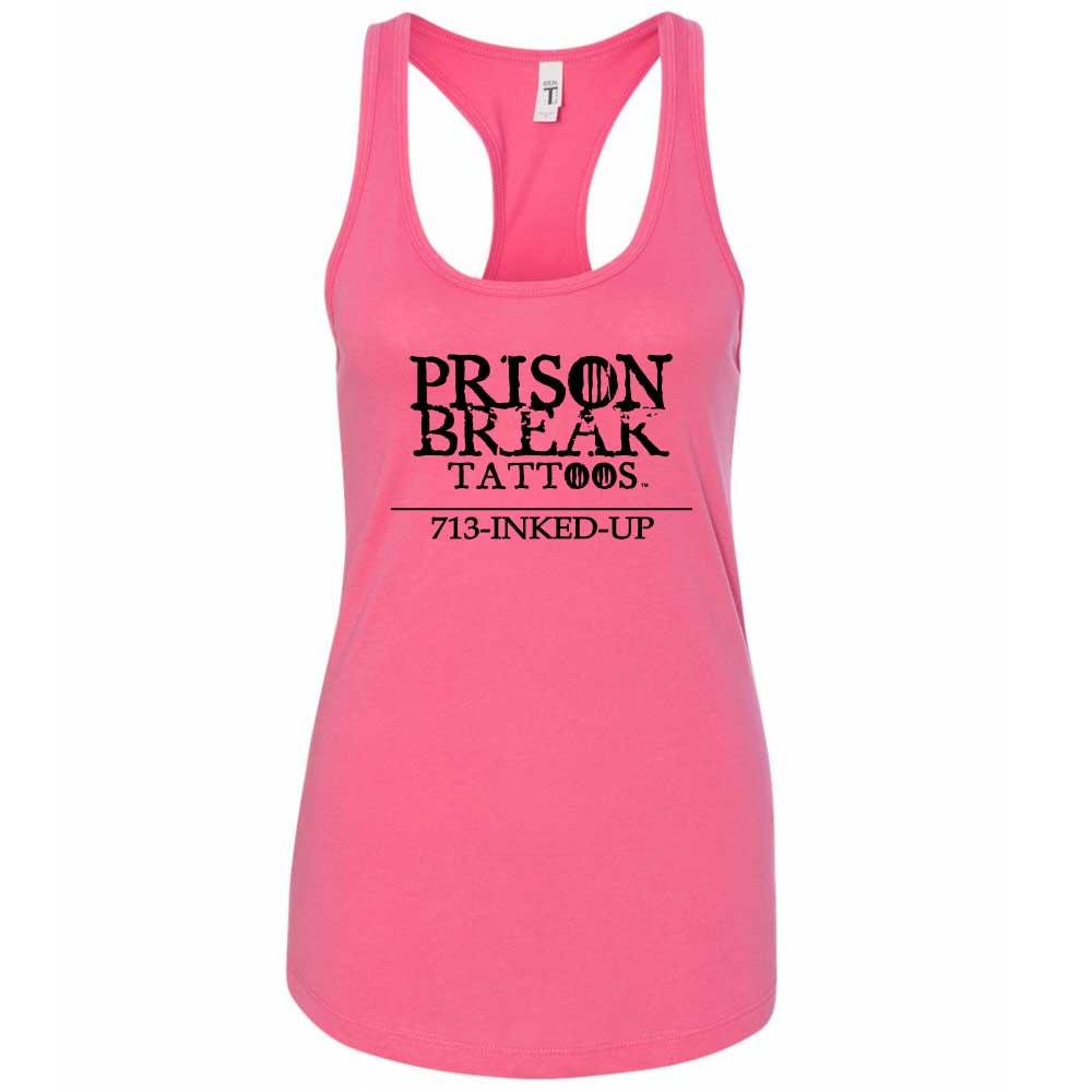Hot Pink Tank