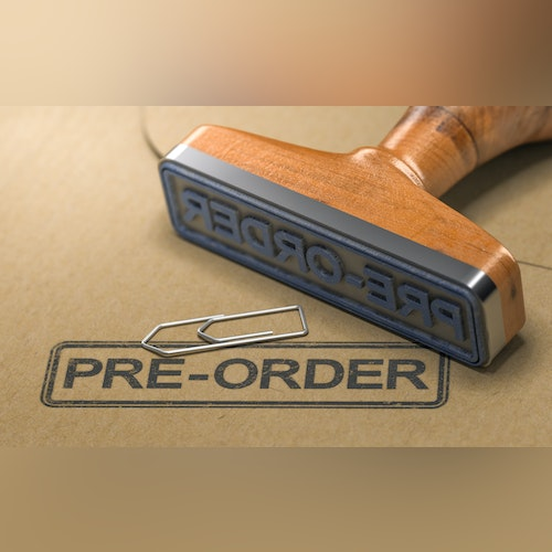 PRE-ORDER ONLY