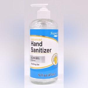 Hand Sanitizer - 16oz EA/1