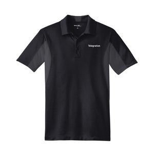 Sport-Tek Side Blocked Micropique Sport-Wick Polo