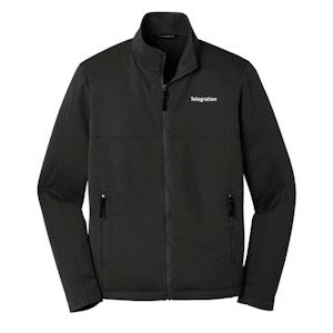 Port Authority Collective Smooth Fleece Jacket