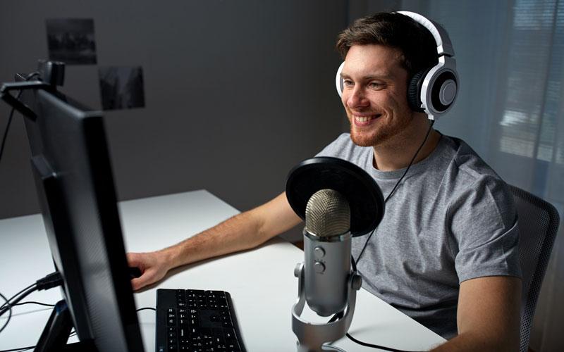 Vox Pro Streamer Microphone - Vox Pro Streamer Microphone