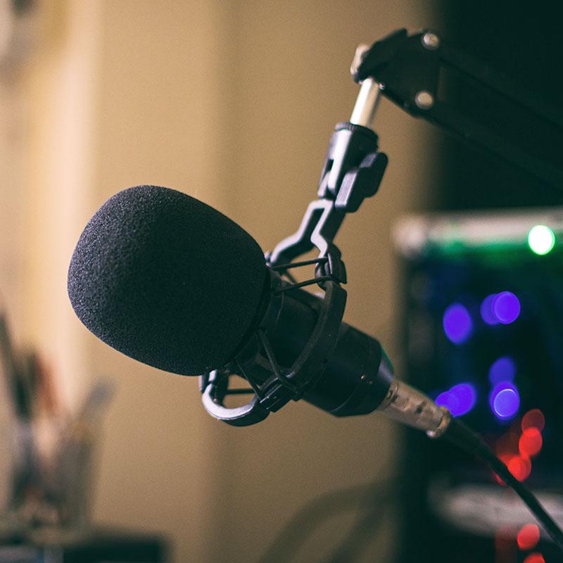 Vox Pro Condenser Microphone