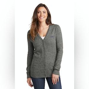 PA  Ladies Marled Cardigan Sweater. LSW415. Prices Starting At $43!