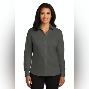 Red House Ladies Non-Iron Twill Shirt. RH79. Prices Starting At $38!